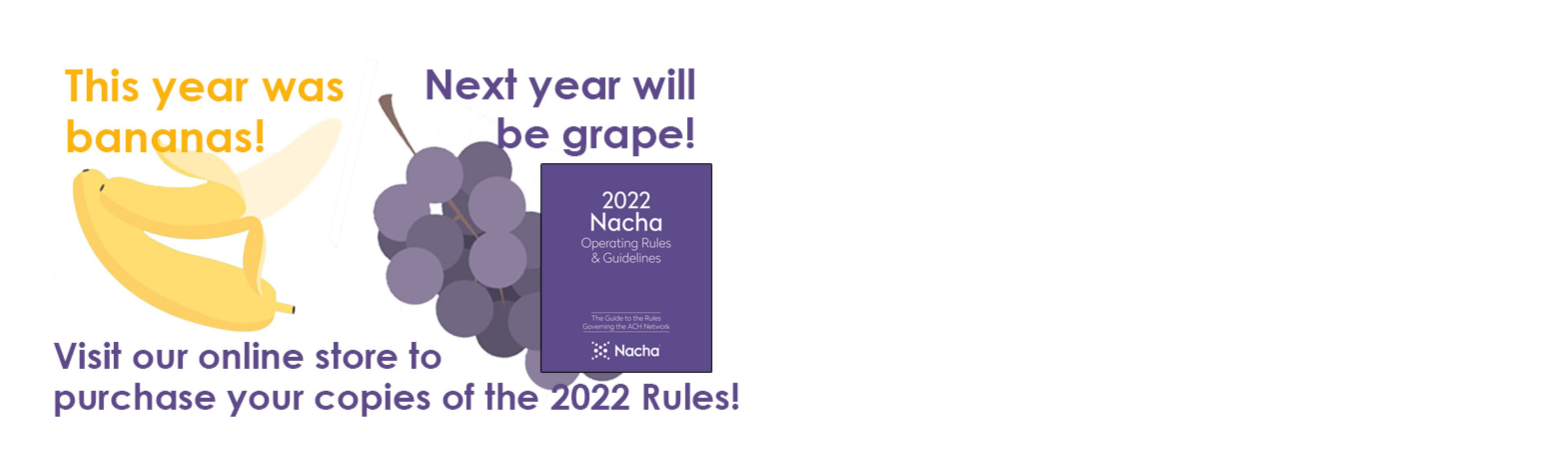 2022 Nacha Operating Rules & Guidelines